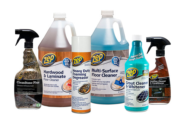 5 free samples of zep cleaning products