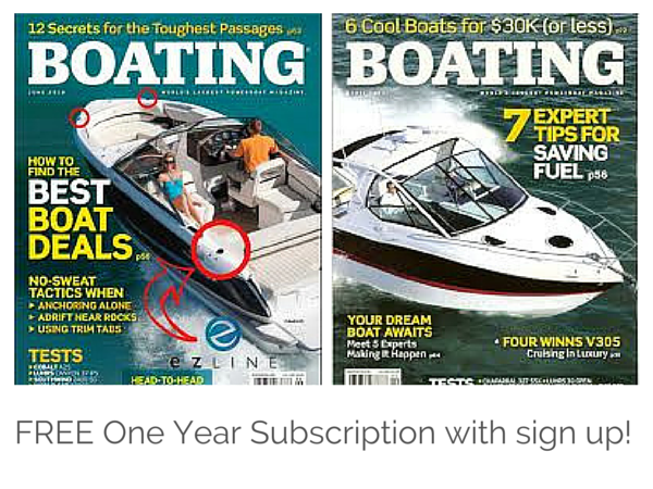 FATHER'S DAY FREEBIES: FREE Copies of Boating Magazine with sign up