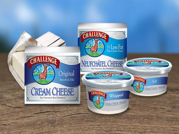FREE Coupons for 2 Tubs of Challenge Cream Cheese