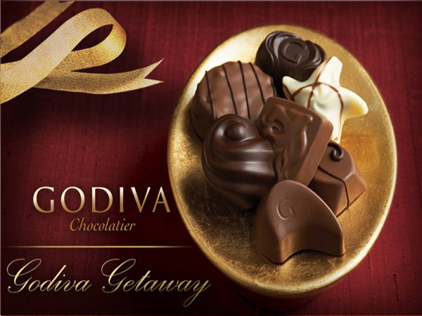 FREE Sample of Godiva Chocolate with sign up