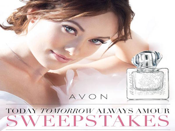 EXPIRING SOON: WIN a Bottle of Today Tomorrow Always Amour Fragrance from Avon
