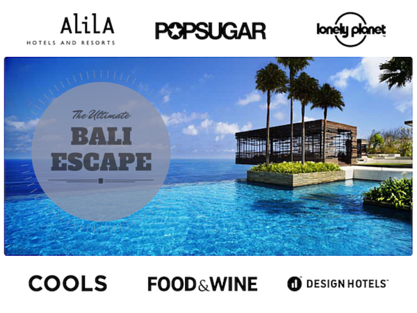 WIN The Ultimate Bali Escape
