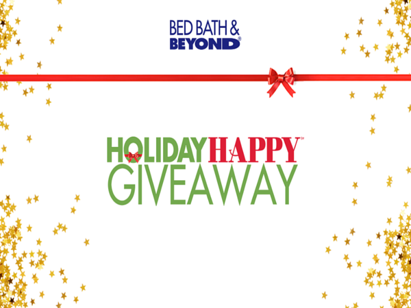 WIN $5000 Shopping Spree from Bed Bath & Beyond