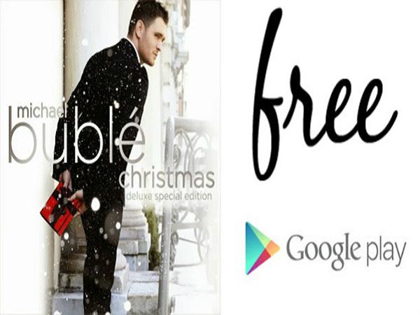 FREE Download Of Michael Bublé's Christmas Album - BlissXO.com