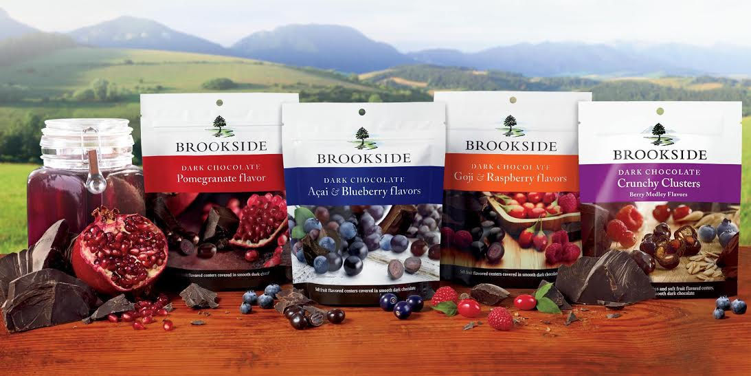 FREE Samples of Brookside Dark Chocolate Crunchy Clusters with signup