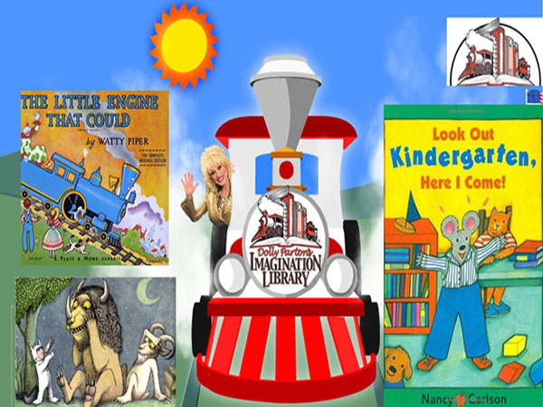 Free Kids Books From Dolly Parton's Imagination Library with signup