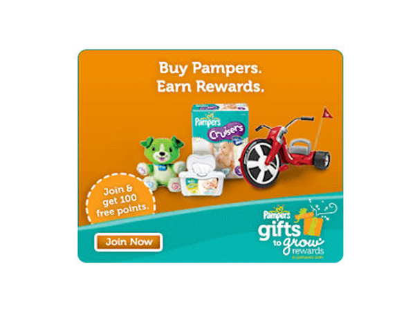 Hurry! Pampers Rewards!