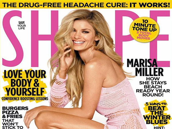 Free Shape Magazine Subscription with signup