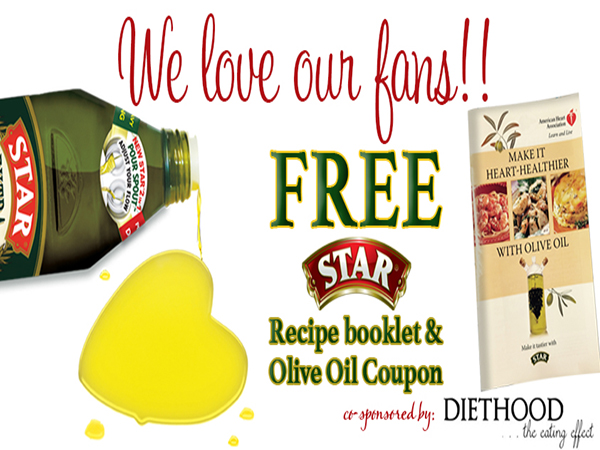 Star olive oil coupon