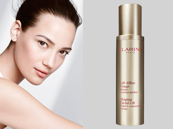 LAST DAY TO ENTER: WIN a FREE Sample of Clarins Shaping Facial Lift Serum
