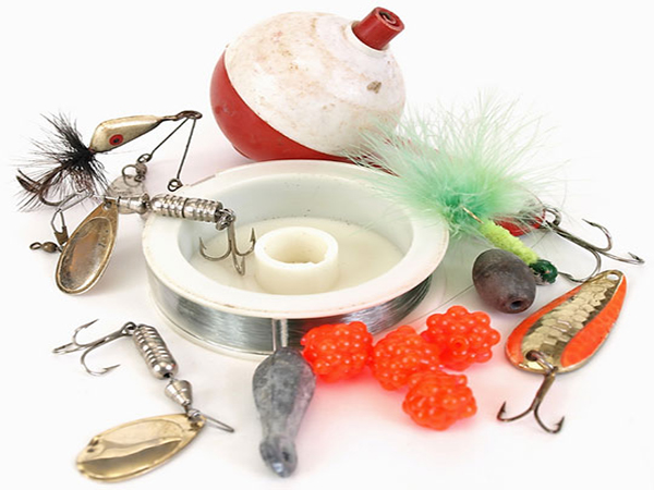 free fishing gears with signup