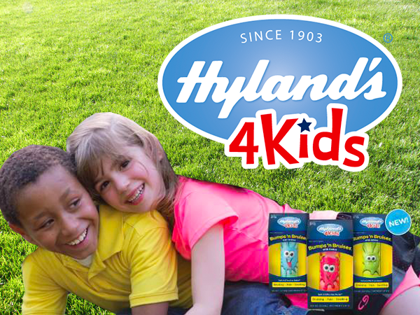 WIN a Back to School Care Pack from Hyland's