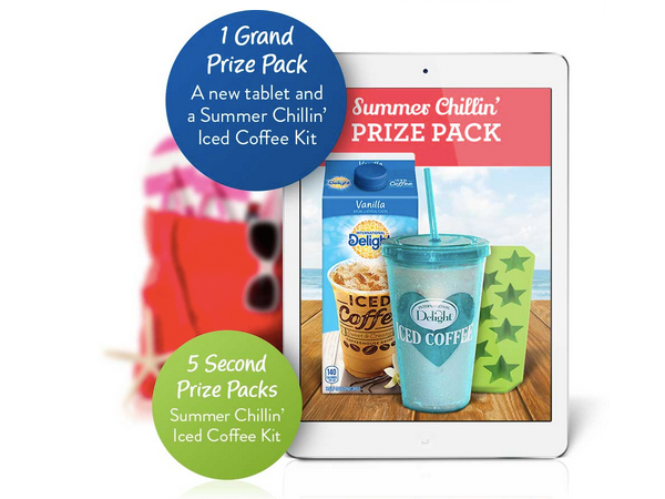 WIN a Tablet from International Delight