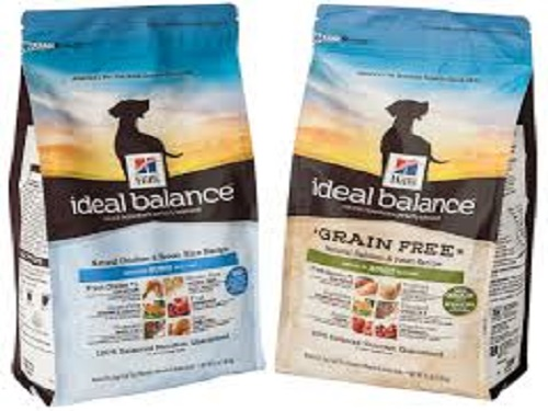 Free Bag Of All Natural Ideal Balance Dog Treats With Signup
