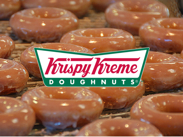 Watch Krispy Kreme Is Giving Away Free Doughnuts For The Next 3 Weeks video