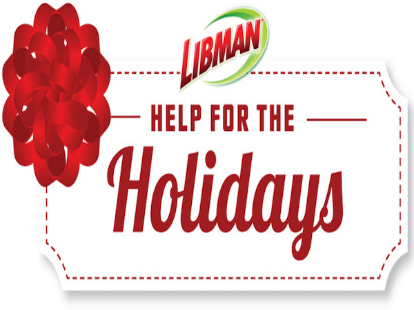WIN a Libman Prize Pack