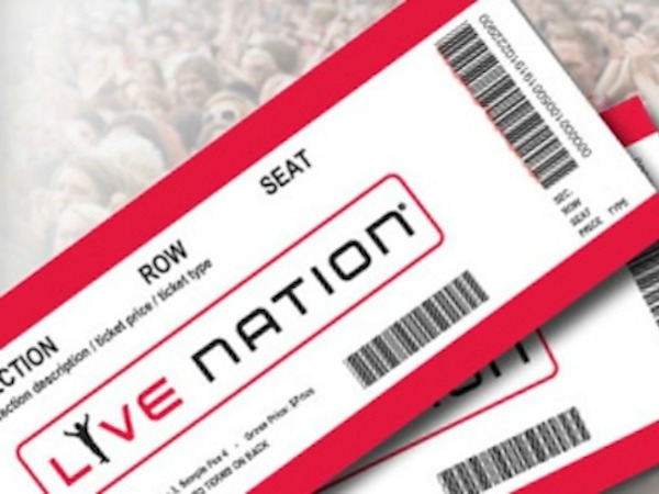About Live Nation Discover