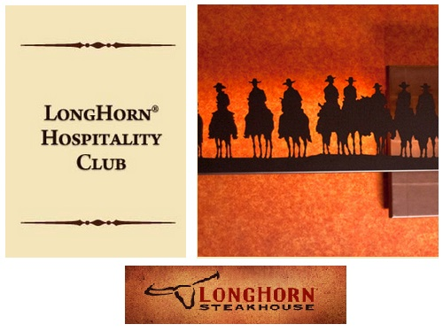 FREE Appetizer from LONGHORN STEAKHOUSE with sign up