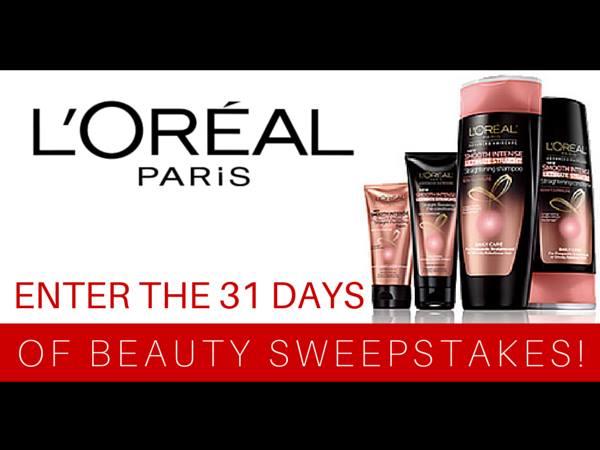 EXPIRING SOON: WIN L'Oreal Paris Beauty Products