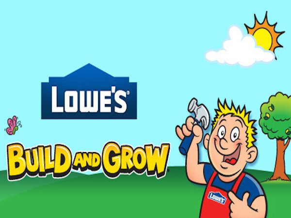 LOWE'S® In-Store Events Freebies