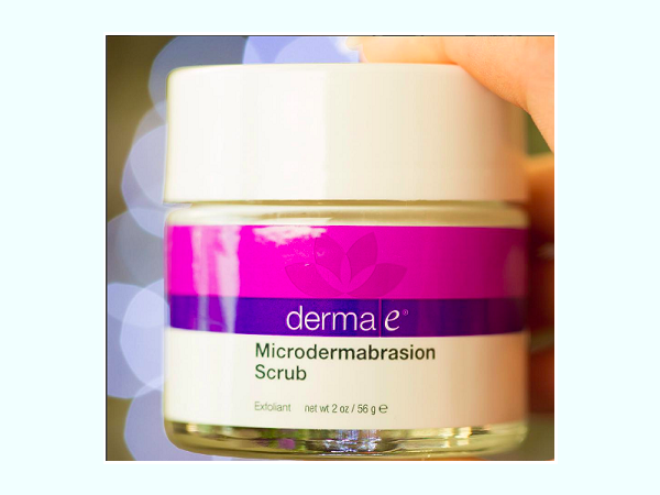 FREE Sample of Microdermabrasion Scrub with sign up