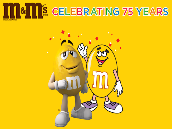 WIN a M&M'S® Brand Retro Prize