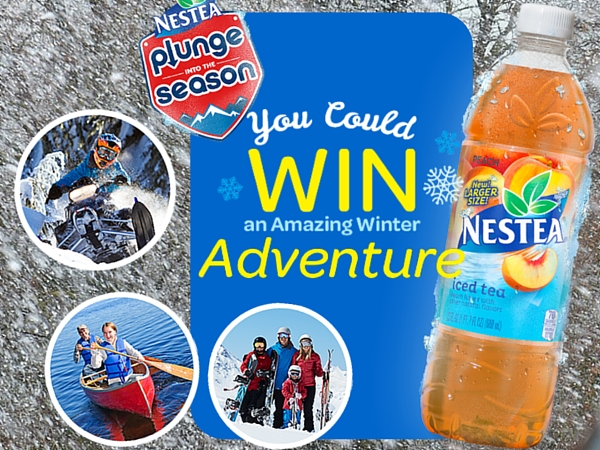 WIN an Amazing Winter Adventure from Nestea