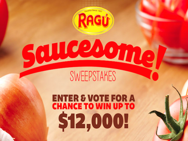 EXPIRING SOON: WIN up to $12,000 Kitchen Makeover from RAGÚ