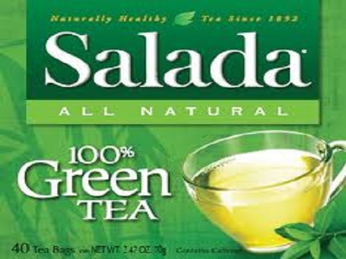 FREE Sample of SALADA® Green Tea when you like their FB page