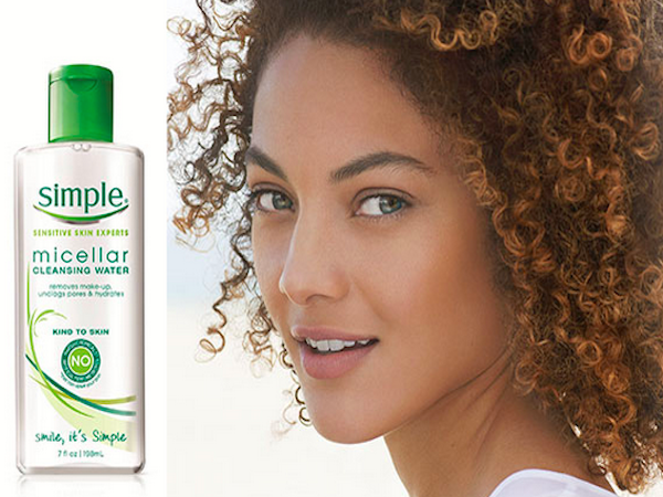 FREE Coupon for Simple® Micellar