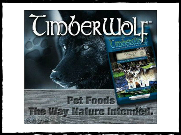 "The Timberwolf Organics brand of pet food follows the tagline, ""Herbal Carnivore Specific Pet Foods"" which is an accurate description of their products."