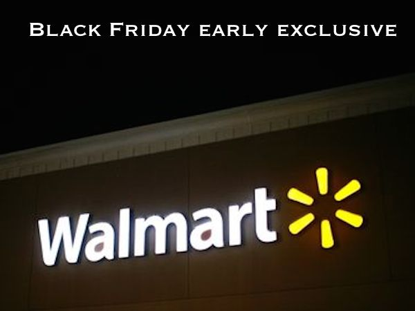 Amazing Walmart BLACK FRIDAY SPECIALS!