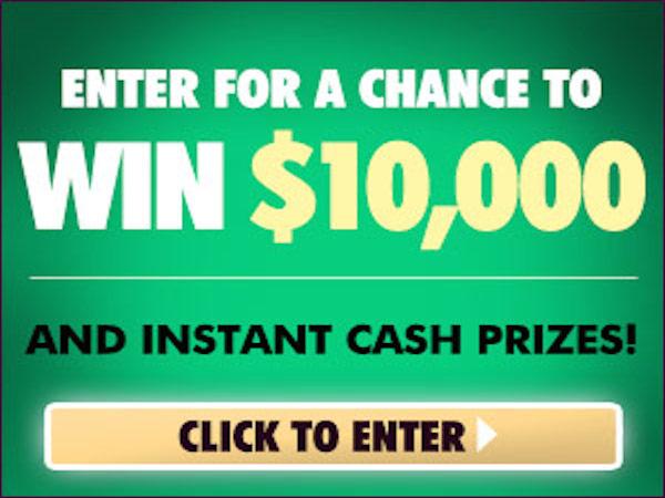 WIN $10,000.00 CASH!