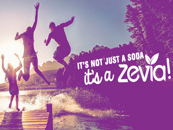 WIN Zevia Six Packs